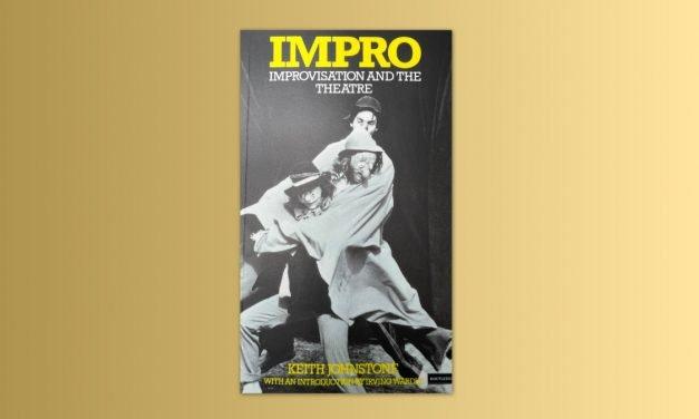 Impro – Improvisation and the Theatre